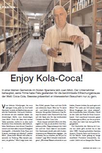 Aielo de Malferit: Enjoy Kola-Coca